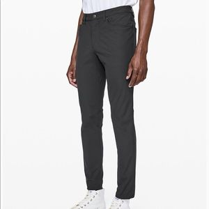 Men's ABC Pant from lululemon, size 36 Obsidian
